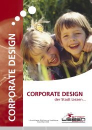 CORPORATE DESIGN - Liezen