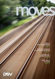 Latest Publications (Moves 02/2012) - DSV