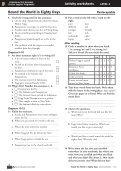 Activity Worksheet - Penguin Active Reading ... - Longman Japan - Page 2