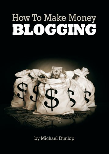 blogging - Income Diary