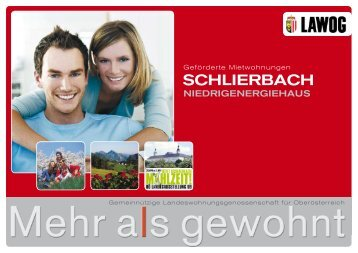 SCHLIERBACH - Lawog