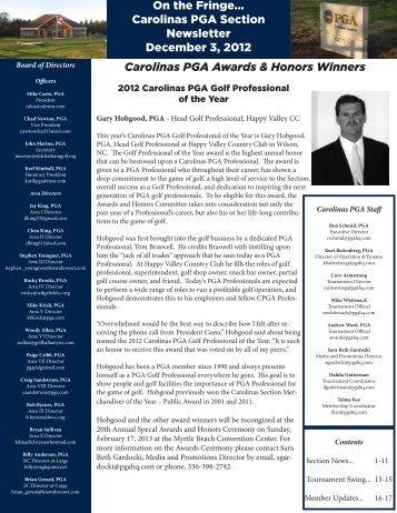 american express/ pga friend of a cardmember - PGA Carolinas