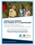 american express/ pga friend of a cardmember - PGA Carolinas - Page 7