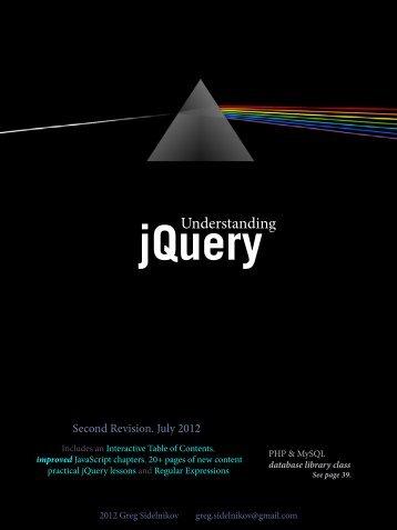 hide - Understanding jQuery