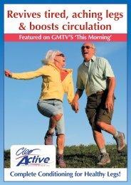 cleo active web brochure