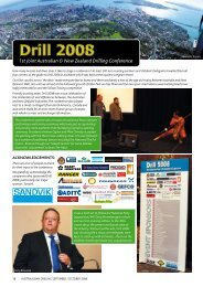 1st Joint Australian & New Zealand Drilling Conference