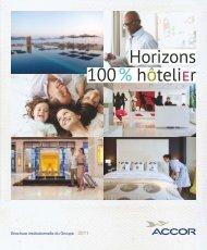 Horizons 100 % h?teli?r