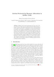 Auction Protocols for Resource Allocations in Ad-Hoc ... - Publication