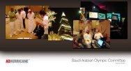 Saudi Arabian Olympic Committee - Adhurricane