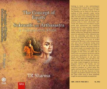 A Comparative Study - Sanskrit Books