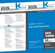 INFOS TERMINE - KIBIS