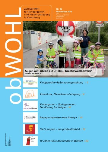 obWOHL - OBHUT - Beratungsservice für Kinderbetreuung