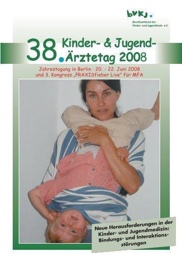 Programm KJÄTag - BVKJ Kongresse