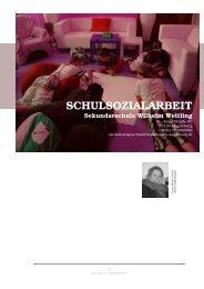 Jahresbericht 2011, Schulsozialarbeit - S E K U N D A R S C H U L E