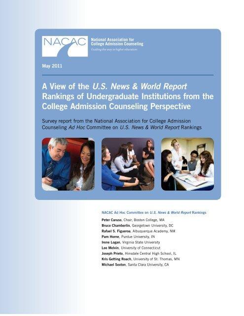 US News - International Observatory on Academic Ranking and
