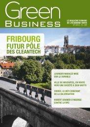 GB N°3 - 2012 - Swiss Green Business