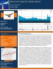 Zusammenfassung - Finanzportal financial.de