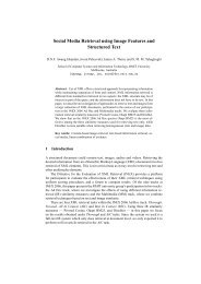 Social Media Retrieval using Image Features and ... - RMIT University