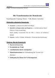 Folien dritte Sitzung - Universität zu Köln