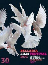 31 maggio 03 giugno 2012 30a edizione - Bellaria Film Festival