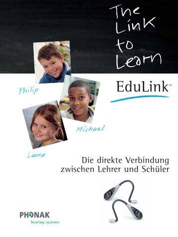 EduLink - Die direkte Verbindung zwischen Lehrer und Schüler - avws