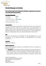 ADS Stralsund_Umgestaltung Lehrerzimmer - Gemeinsam gesunde ...