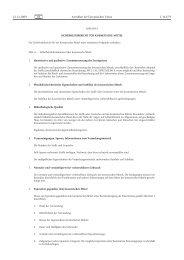 Verordnung (EG) Nr. 1223/2009 über kosmetische Mittel