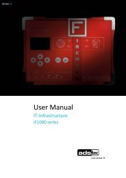 IF1000 User Manual EN V2.3 - ads-tec