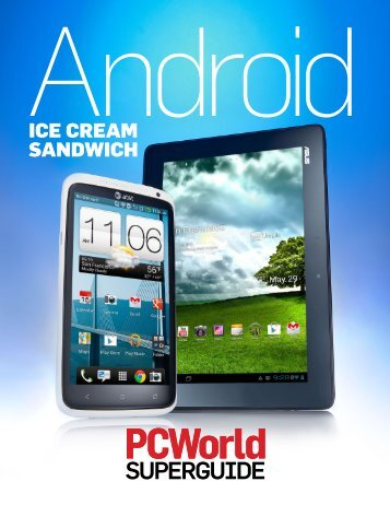 Android Ice Cream Sandwich - PC World