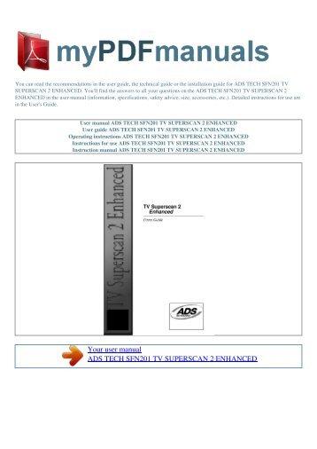 Driver for ADS Tech InstantTV FM PCI