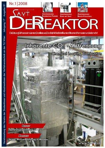 Die Reduktion von Feineisenerz mit H2 und CO in der ... - SAVT
