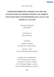 Related Publications - Eawag-Empa Library / Empa-Eawag Bibliothek