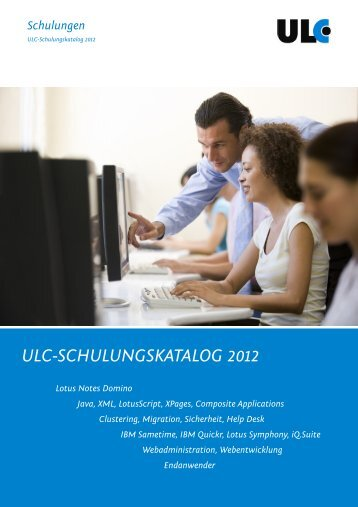 Schulungen - ULC Business Solutions GmbH