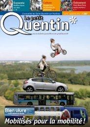 Mobilisés pour la mobilité ! - Saint-Quentin-en-Yvelines
