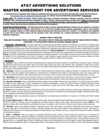 Master Consulting Agreement Contract Agreements For Consulting