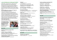 Lehrerfortbildung März-Juli 09 - Odenwald-Institut