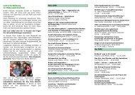 Lehrerfortbildung März-August 2008 - Odenwald-Institut