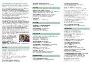 Lehrerfortbildung Mai-Dezember 2010 - Odenwald-Institut