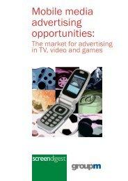 Mobile media advertising opportunities - Wamda.com