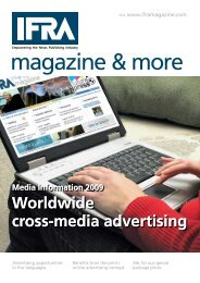 Worldwide cross-media advertising Worldwide cross-media ...