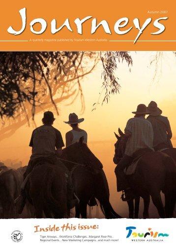 Australien vom führenden Spezialisten - Tourism Western Australia