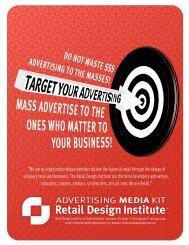 Download Media Kit - Retail Design Institute