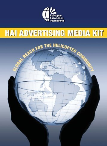 HAI Advertising Media Kit - Helicopter Association International