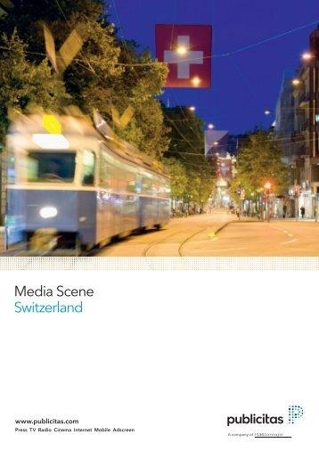 Media Scene Switzerland - Publicitas