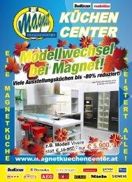 Modell - Magnet Küchencenter