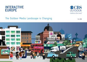 The Outdoor Media Landscape is Changing - Interactive Europe