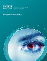 Consumer Acceptance of Biometrics - FederalNewsRadio.com