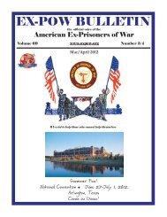 Mar/April 2012 - American Ex-Prisoners of War