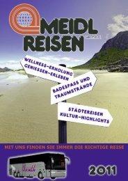 Norwegen - Meidl Reisen