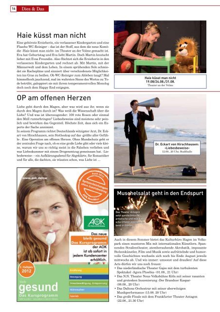 barbarossa - Stadtmagazin